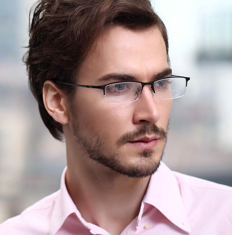 cbaa7df165c Rimless Mens Eyeglasses