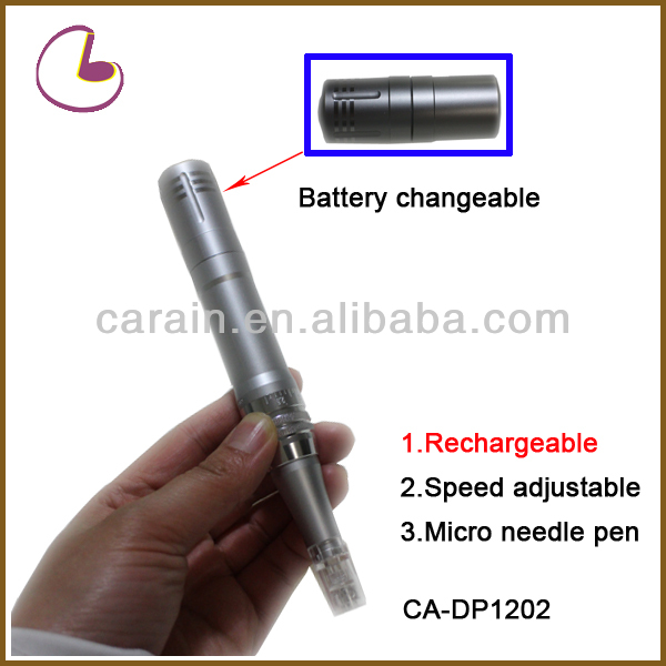 Carain Electric derma skin pen / micro needle cartridge supplier