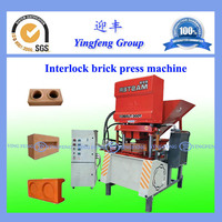 Latest Equiped High Quality ECO7000 block and interlock machine