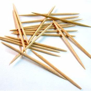 Disposable natural bamboo toothpick cheap bamboo toothpick