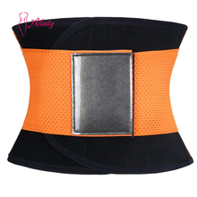 Sports Slimming Private Label Custom Waist Training Trimmer Belt
