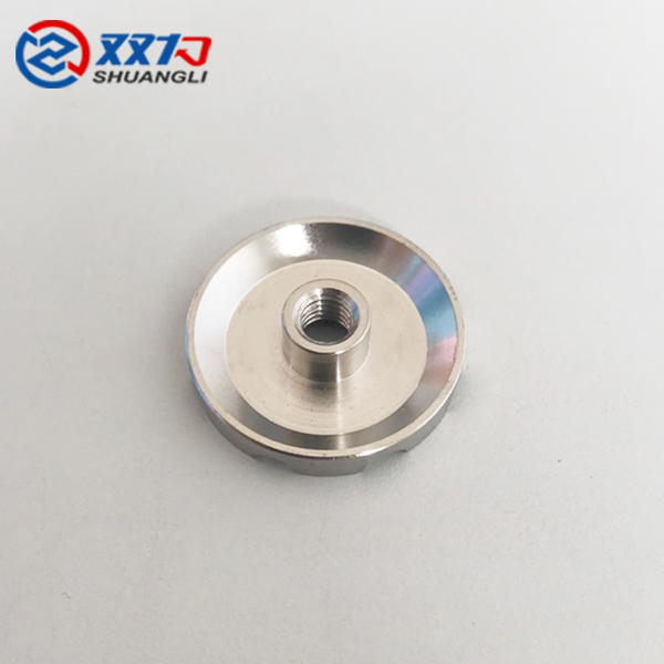 OEM High Precision titanium Custom CNC Machining Parts