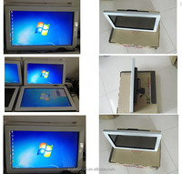 table stand lcd monitor/touch screen all in one pc with stand 22 inch