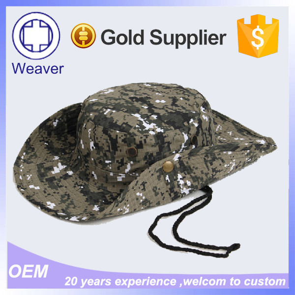 Cutom Camo Cypress Hill Bucket Hat And Caps Men With String
