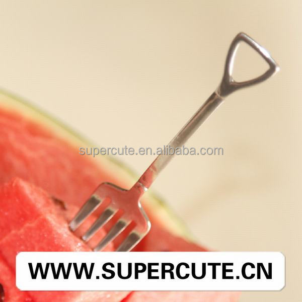 SUPERCUTE SK025 Shovel Spoon and Fork set