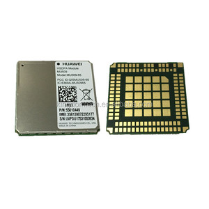 HUAWEI MU509-65 LGA wireless HSDPA 3G module based on Qualcomm chipset with Embedded UDP/TCP/FTP/HTTP stack