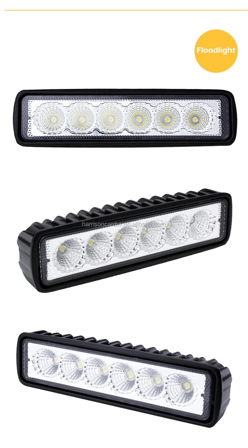 18W work lights