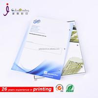 Custom high quality book printing hardcover paperback book on demand