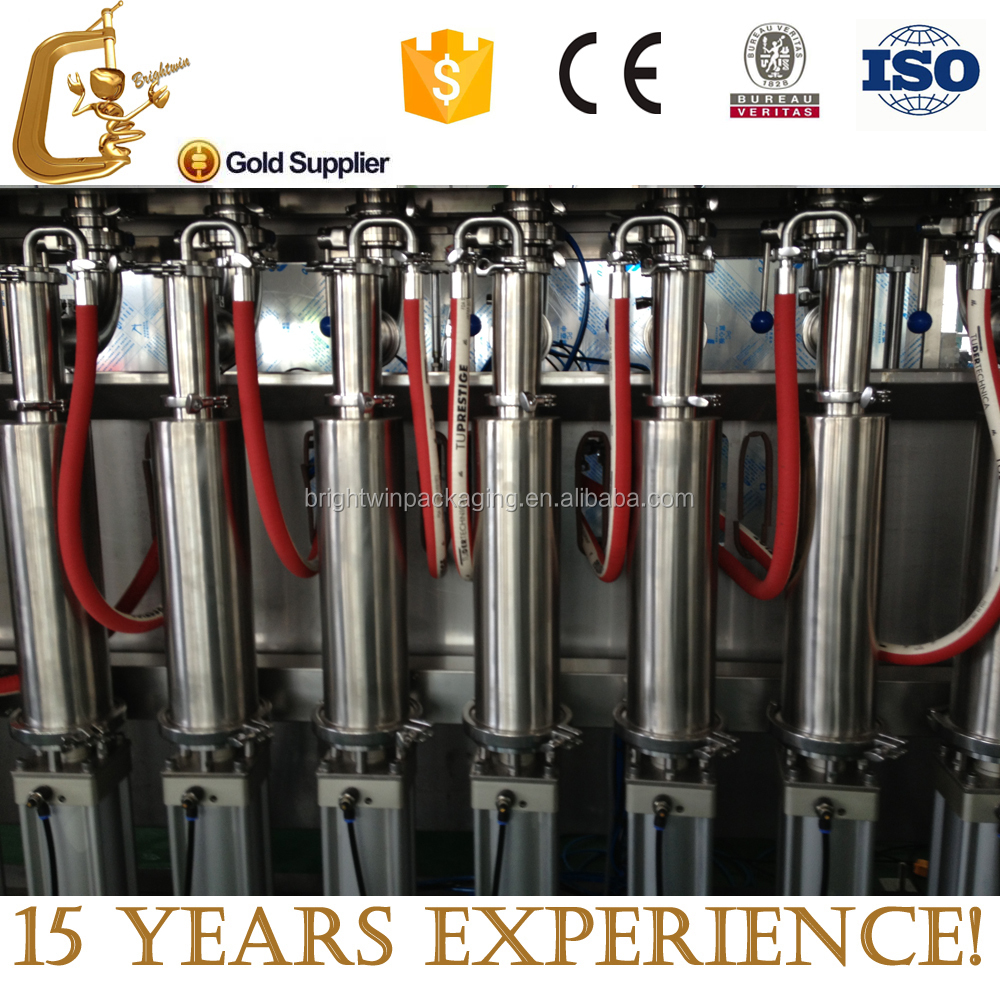 Automatic Bottle filler good quality sold all over the world