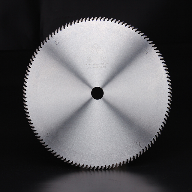 multi rip inserts organic glass cutting saw blade