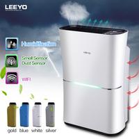 Air Purifier Ionizer, Nano Silver Air Purifier Hepa Filter