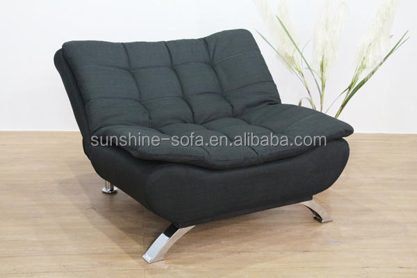 Modern Fabric Single Sofa Bed Chair