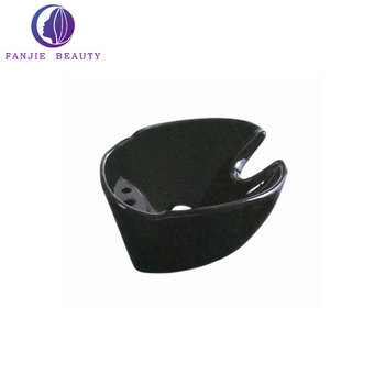 Fabulous Beauty Salon Chair Parts Shampoo Chair Basin Black Shampoo Bowl Ceramic Portable Shampoo Basin View Ceramic Portable Shampoo Basin Fanjie Product Ibusinesslaw Wood Chair Design Ideas Ibusinesslaworg