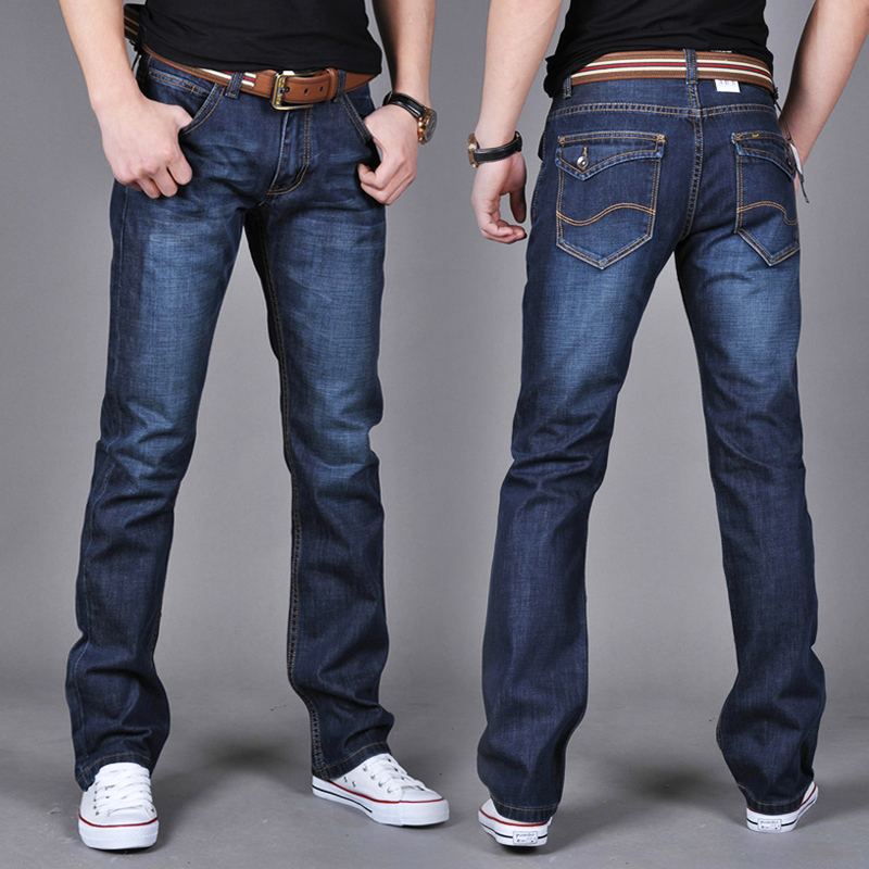 Casual, cool, and fun, jeans are a basic part of the modern wardrobe. It's amazing how far jeans have come as a fashion item. They used to be just a weekend thing, but now you can wear jeans for a night out, at the office, or almost anytime.