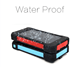 Cargador Portatil Solar Power Bank 10000Mah Solar Panel Battery Charger For Car