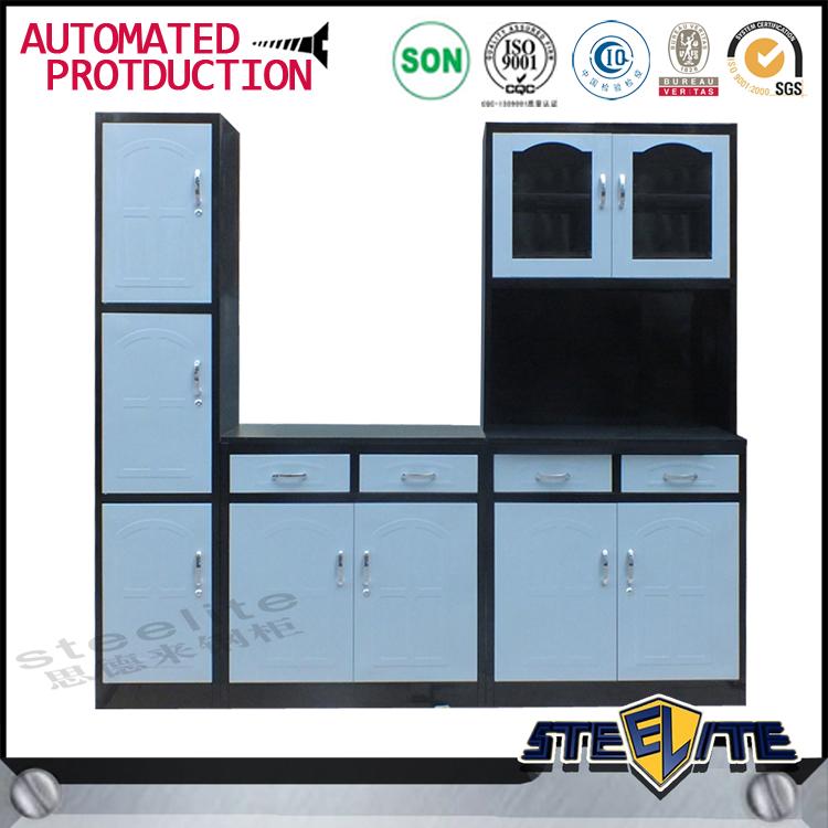 Home kitchen furniture mini kitchenette steel kitchen for Kitchen units in zambia