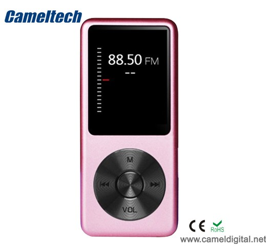 Chinese Supplier Popular Latest Digital MP4 Player / MP3 /MP4 for Promotion
