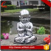 Professional resin monks for wholesales