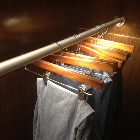 Diy Design Wardrobe Closet Led Lighting