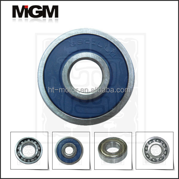 OEM High Quality motorcycle bearings, vertical shaft bearings 6300