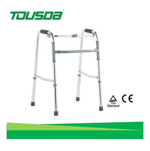 Cheap Price,High Quality Aluminum Foldable Walker Walking Frame ...