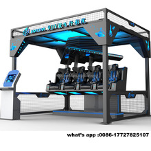 Virtual Reality 9d cinema 9D Shopping Mall Using Machine Exciting 9d vr equipment for sale