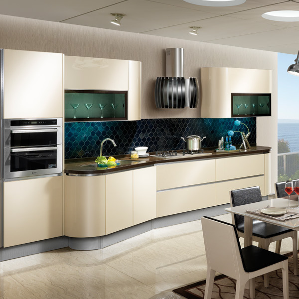 Latest Design For Kitchen: Latest Wooden Cupboard Design/modern Italian Kitchen