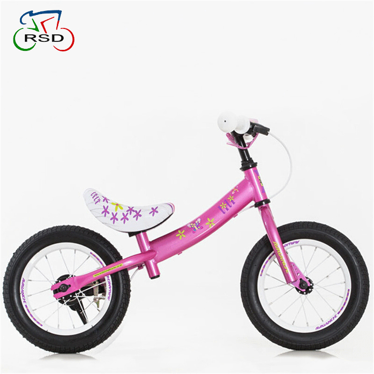 Hebei Company export 12 inch Baby Balance Bike / exercise safety Mini Kids Balance Bike, run and walk Balance Bicycle Wheel