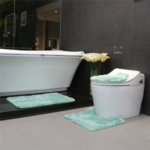 funny washable custom size bath tub pvc floor mat