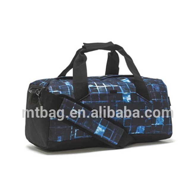 High quality unique durable polyester weekend travel bag