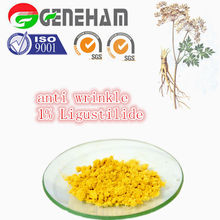 China manufacturer Natural anti wrinkle Angelica sinensis Extract 1% Ligustilide