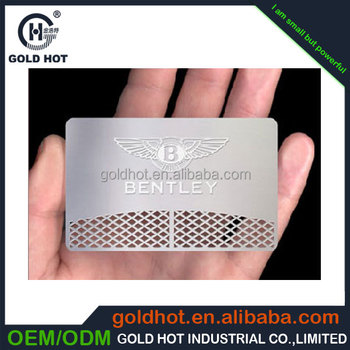 Custom thin metallic pvc plastic nameplate card business card buy custom thin metallic pvc plastic nameplate card business card colourmoves