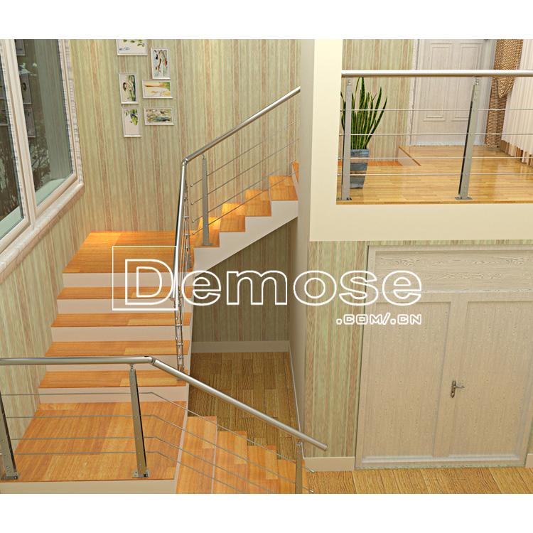 Simple Tubular Mild Steel Handrail/railing Balcony Designs ...