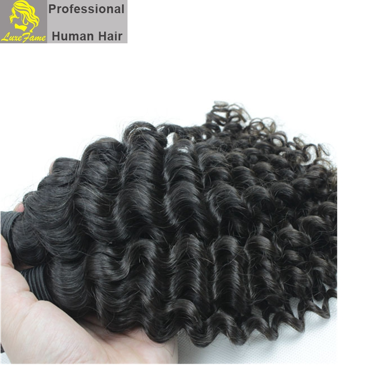 8a 100g/Bundle100% Virgin Indian Hair Unprocessed Raw Indian Temple Hair Extension Human Hair