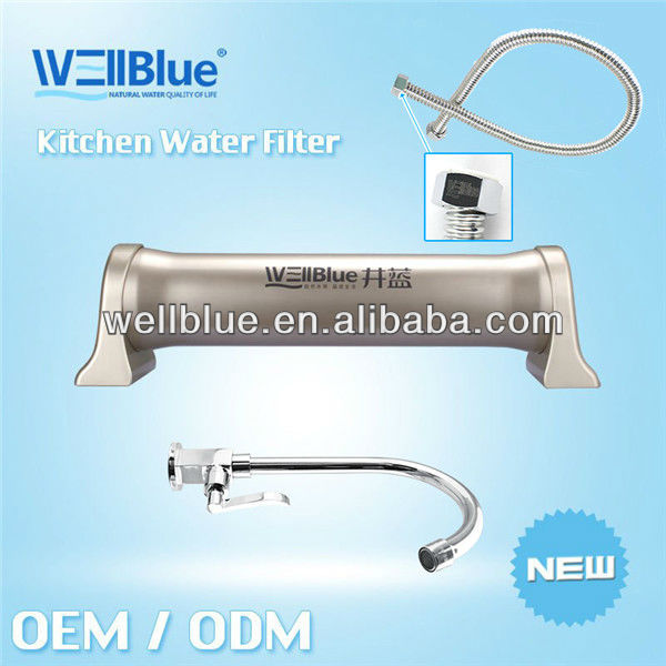 Wellblue Enhanced UF Membrane Water Filtration System With Good Quality And Low Price
