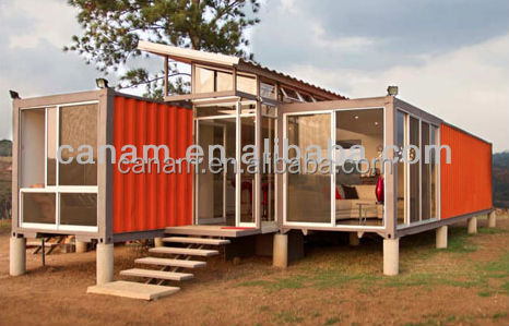 CANAM-Movable Well-designed Casas Prefabricadas