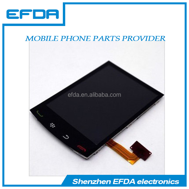 Hot products cheap lcd for Blackberry 9550 9520 STORM 2 lcd touch screen replacement