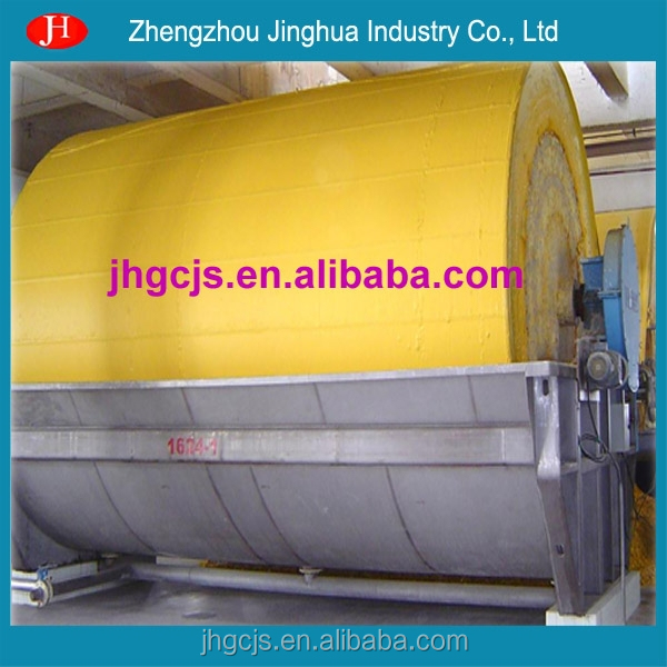 Automatic cornIpotato starch dehydrator and washer machine