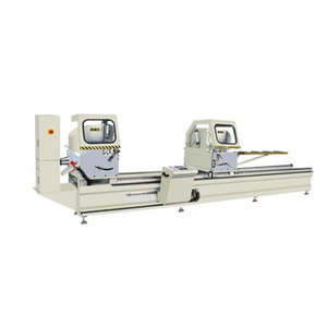 aluminum frame cutting machine window and door alu mitre saw