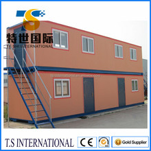 wood metal building material steel container home prefab houses for living