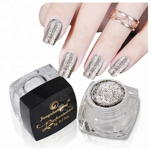 FSM brand platinum silver gel polish 3 steps many colors gel polish