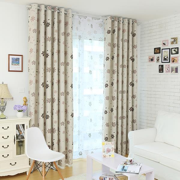 2015 nouvelle ready made luxe moderne ombre rideaux occultants pour le salon la chambre cuisine. Black Bedroom Furniture Sets. Home Design Ideas