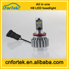 Newest design all-in-one cree 3 way led light bulb H8 6000k,made in China guangzhou manufacturer