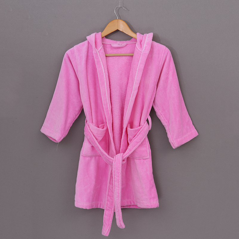 fancy wholesale hot sale 100% cotton cheap deluxe luxury infant kids baby towel robe
