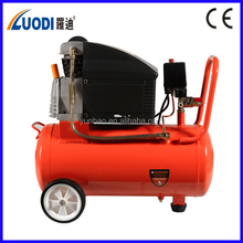 Portable Direct Driven Air Compressor Series With 4 Pump Styles