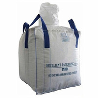 EGP 500kg PP big jumbo bag construction waste packing fibc bulk bags