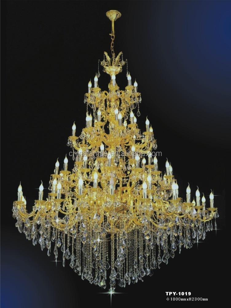 2016 neue design kristall blume form kronleuchter licht für ...