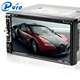 6.95 inch Double Din Car DVD Player,Digital Color LCD Screen Touch Button Pioneer Car DVD Player