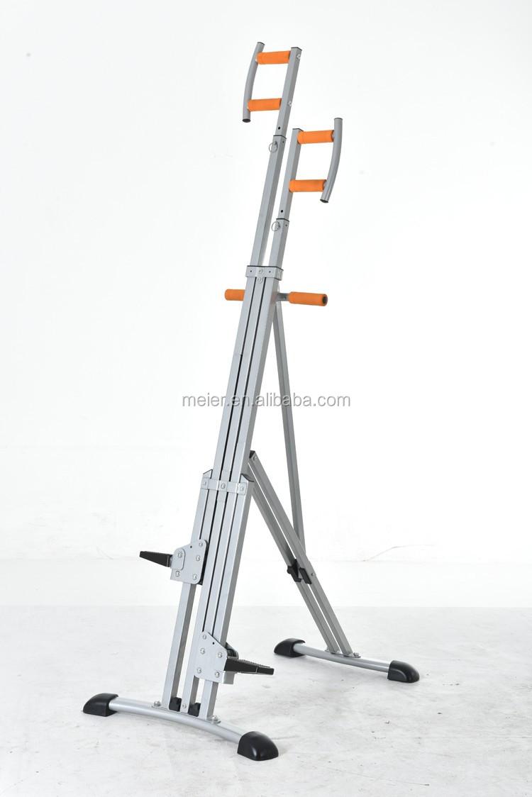 vertical climber exercise machine