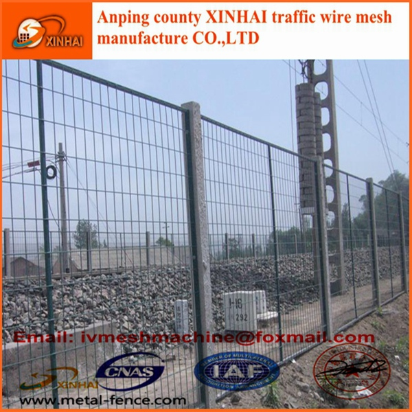 welded wire mesh fence fr industrial